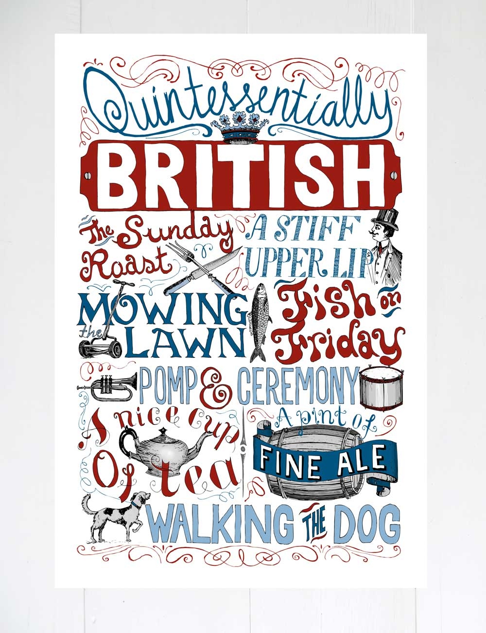 British Gifts for Anglophiles by The Enlightened Hound