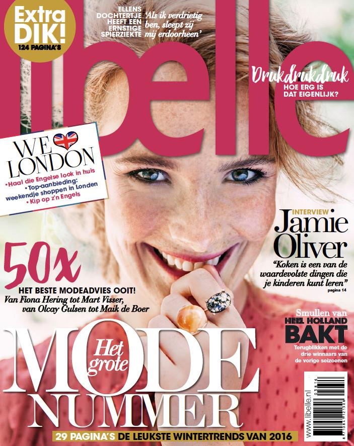 Libelle Magazine cover