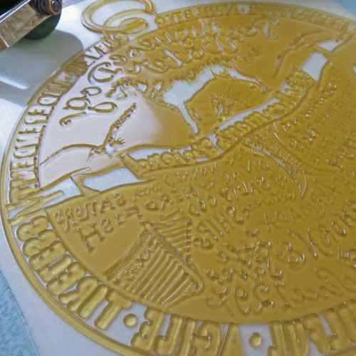 Photopolymer Letterpress Plate Debbie Kendall