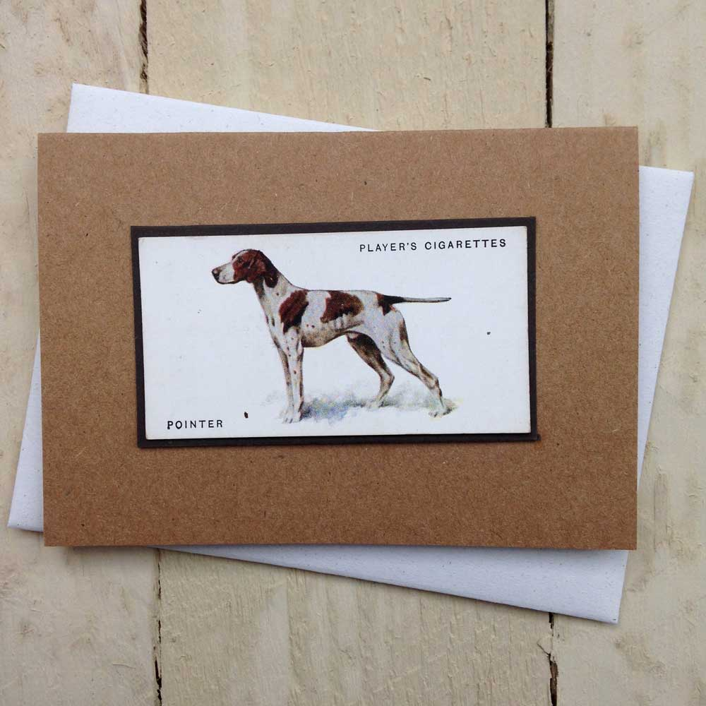 Pointer card - The Enlightened Hound