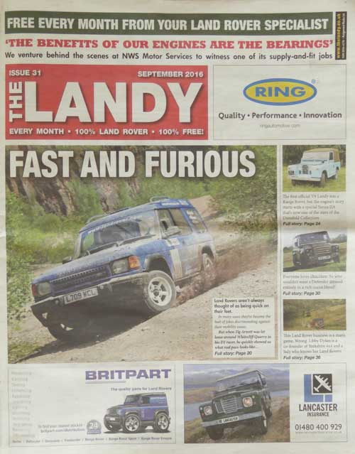 The Landy Newspaper